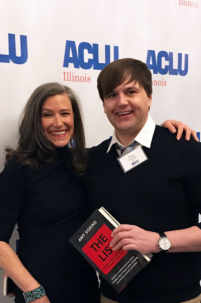 Amy Siskind at ACLU Chicago
