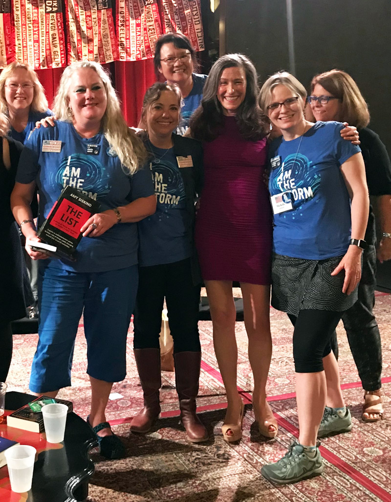 Amy Siskind book event